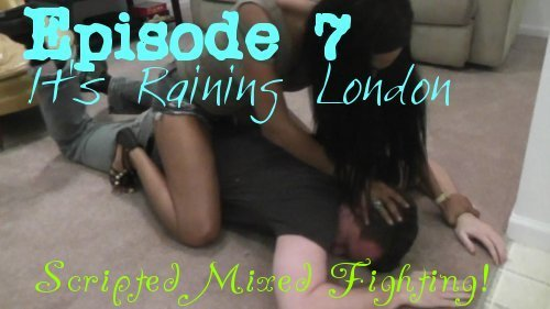 "#7 - ""It's Raining London"" - London Rain vs Johnny Ringo"