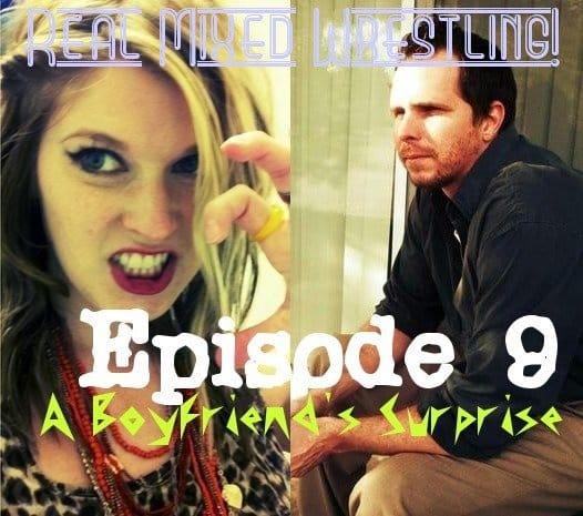 Episode 9 – A Boyfriend's Surprise – Johnny Ringo vs Monroe Jamison
