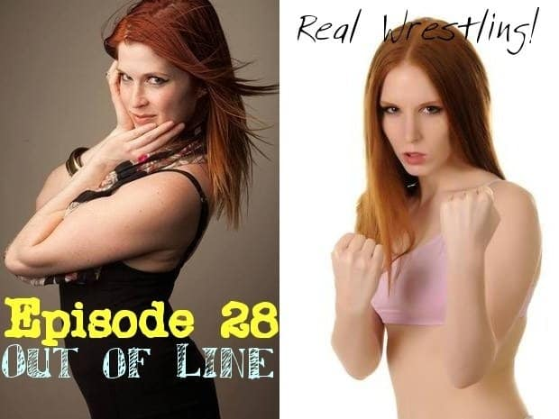 Episode 28 – Out of Line – Monroe Jamison vs Lillian Grey