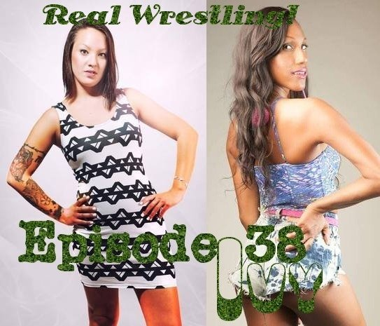 Episode 38 – Ivy – London Rain vs Ivy Hiss
