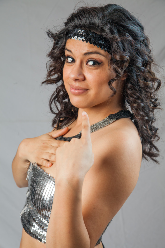 """The REAL Latina Female Wrestler"" - Bella Mamacita - Women Wrestling Photos"