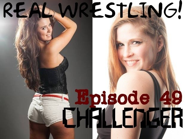 #49 - Challenger - Monroe Jamison vs Scarlett Squeeze - (REAL) - 2014