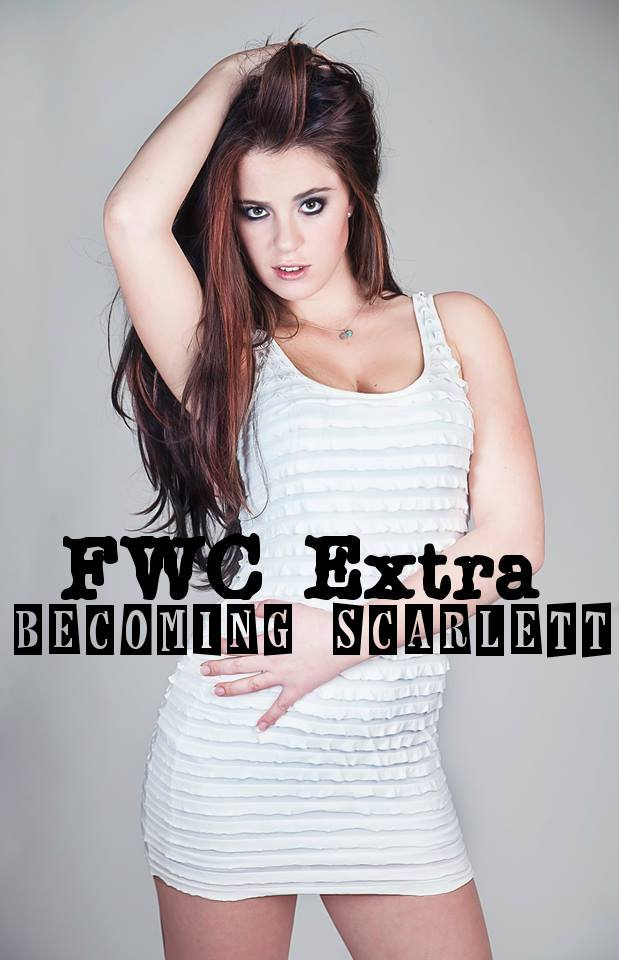 """Becoming Scarlett"" - Scarlett Squeeze vs Monroe Jamison - Scripted Female Wrestling"