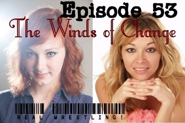 "#53 - ""The Winds of Change"" - Ashley Wildcat vs Catalina Boss - Real Competitive Women's Wrestling 2014"