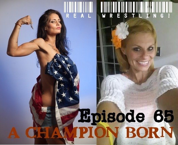 Episode 65 – A Champion Born – Jayde Jamison vs Summer Nova