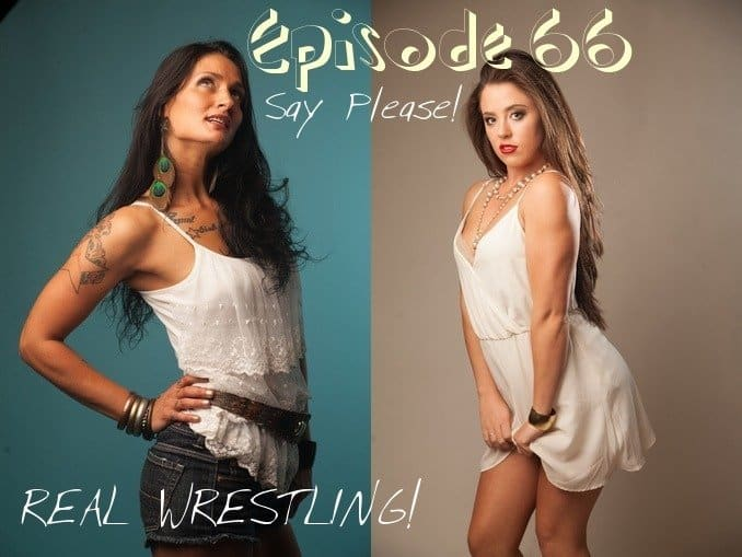 #66 - Say Please - Jayde Jamison vs Scarlett Squeeze - 2015