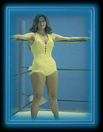 Interview with REAL Female Wrestling Legend – Judell Dulong – by her Grand Daughter – made possible by Male vs Female.org