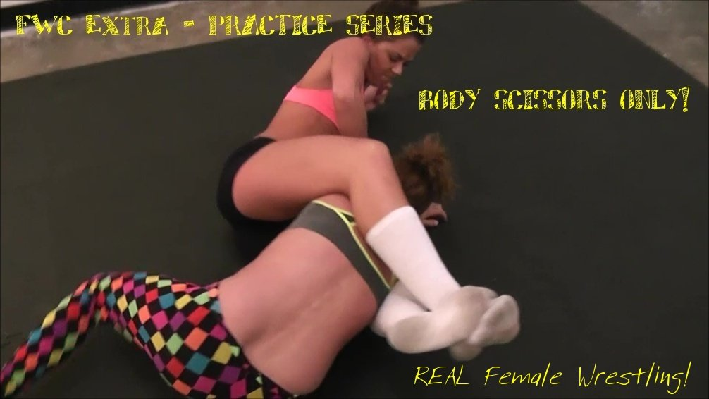 Bodyscissors Only! - Real and Competitive Women Wrestling