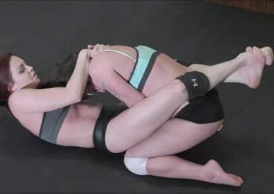 Sarah Brooke vs Carmella Ringo