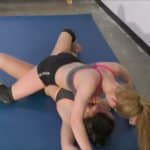 Sexy Wrestling - What if - Callisto vs Scarlett - Scripted 2016