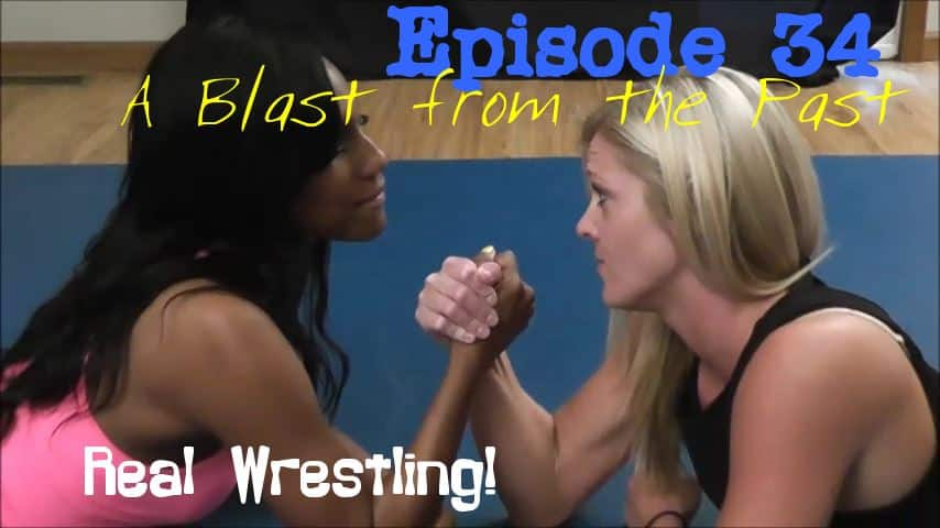 Episode 34 – A Blast from the Past – Kalista Daring vs London Rain