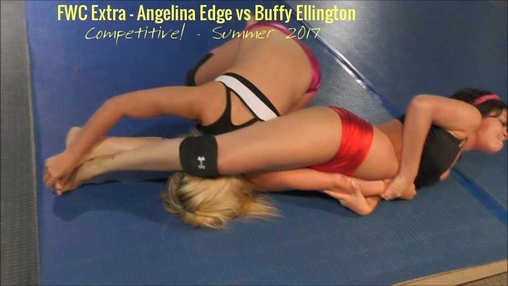 Angelina Edge vs Buffy Ellington - (REAL) - 2017