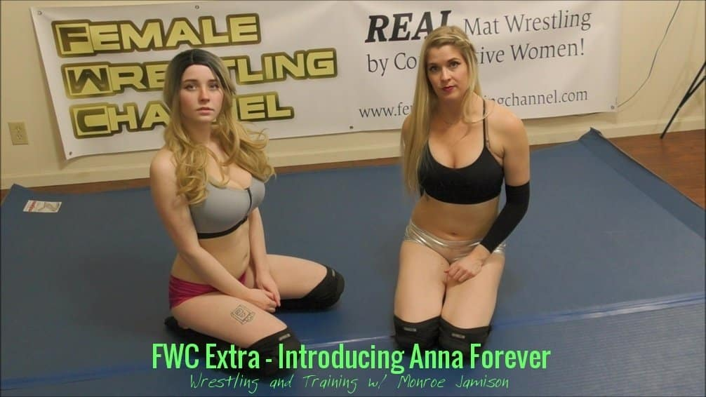 Introducing Anna Forever - w/ Monroe Jamison
