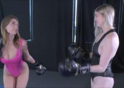 Callisto Strike vs Monroe Jamison - Star Treatment - (SCRIPTED) - Female Boxing and Wrestling - 2017