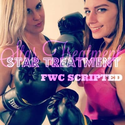 Female Fighting - Star Treatment - Monroe vs Callisto - 2018