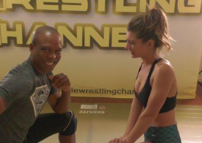 Kage vs Monroe Jamison and Callisto Strike - Mixed Wrestling - 2018