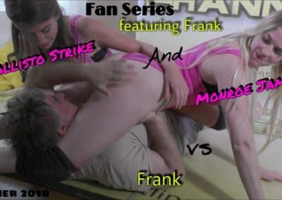 Frank vs Callisto Strike and Monroe Jamison - #2 - Mixed Wrestling - 2018