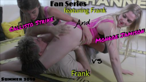 Frank vs Callisto Strike and Monroe Jamison - #2 - Mixed Wrestling - 2018