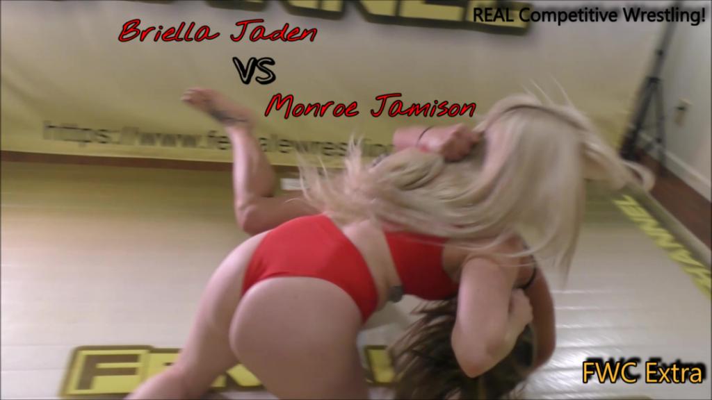 Briella Jaden vs Monroe Jamison - #2