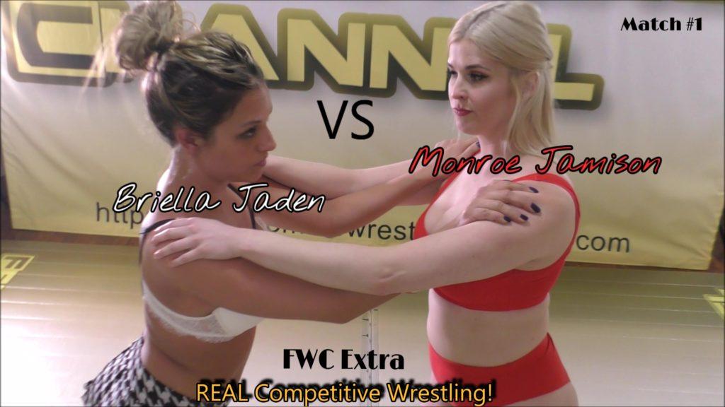 Briella Jaden vs Monroe Jamison - #1 - 2019
