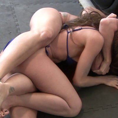 Briella Jaden vs Eden Sins - (REAL) - Women's Wrestling - 2019