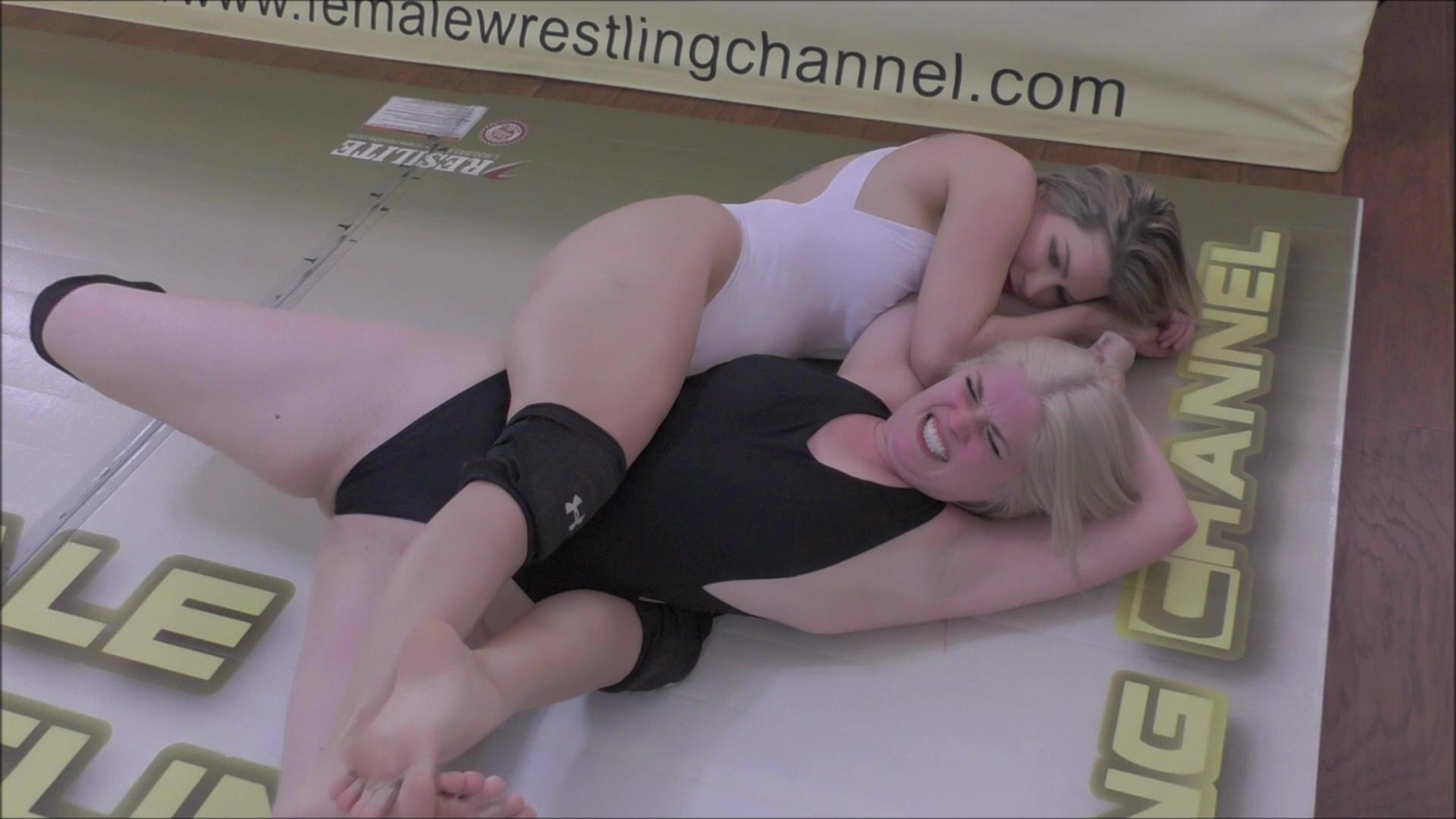 Sunny Vixen vs Monroe Jamison