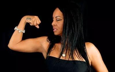 Wrestling Monica