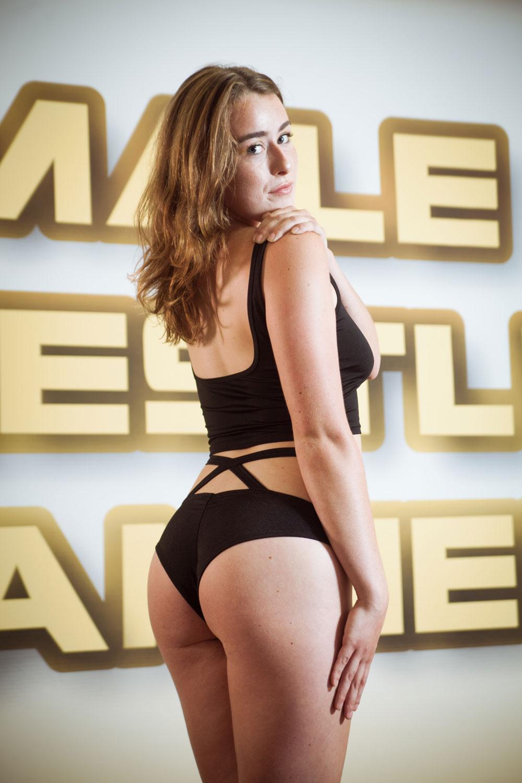 Astra Rayn - Woman Wrestler - 2019