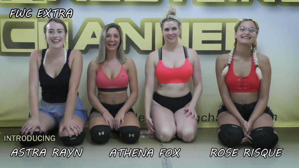 Introducing Astra Rayn, Athena Fox, and Rose Risque - 2019