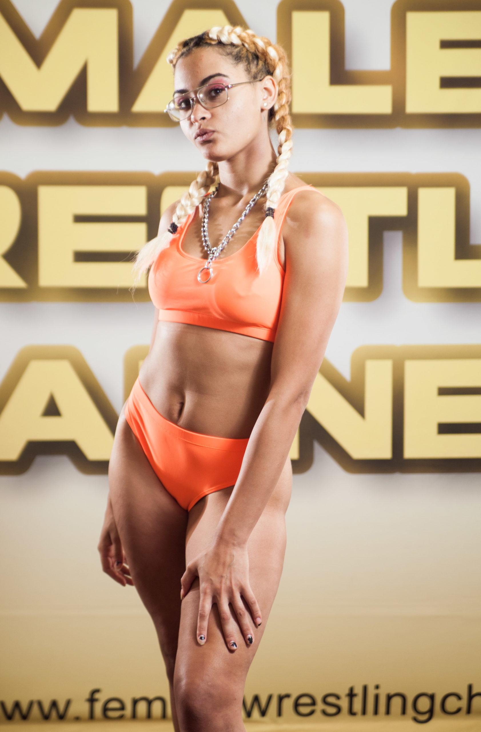Rose Risque - Women Wrestling - 2019