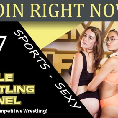 One Year Membership Buy Women's Wrestling