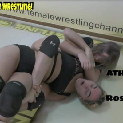 Athena Fox vs Rose Risque - #2