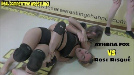 Athena Fox vs Rose Risque - #2