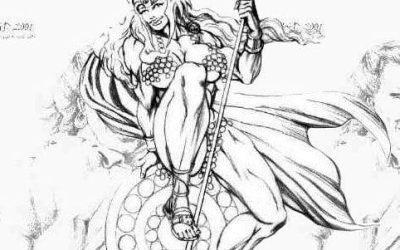 Diana the Valkyrie