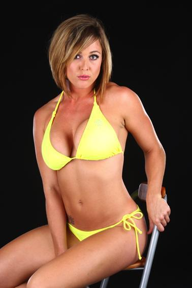 Christie Ricci - Cherry Bomb Wrestling