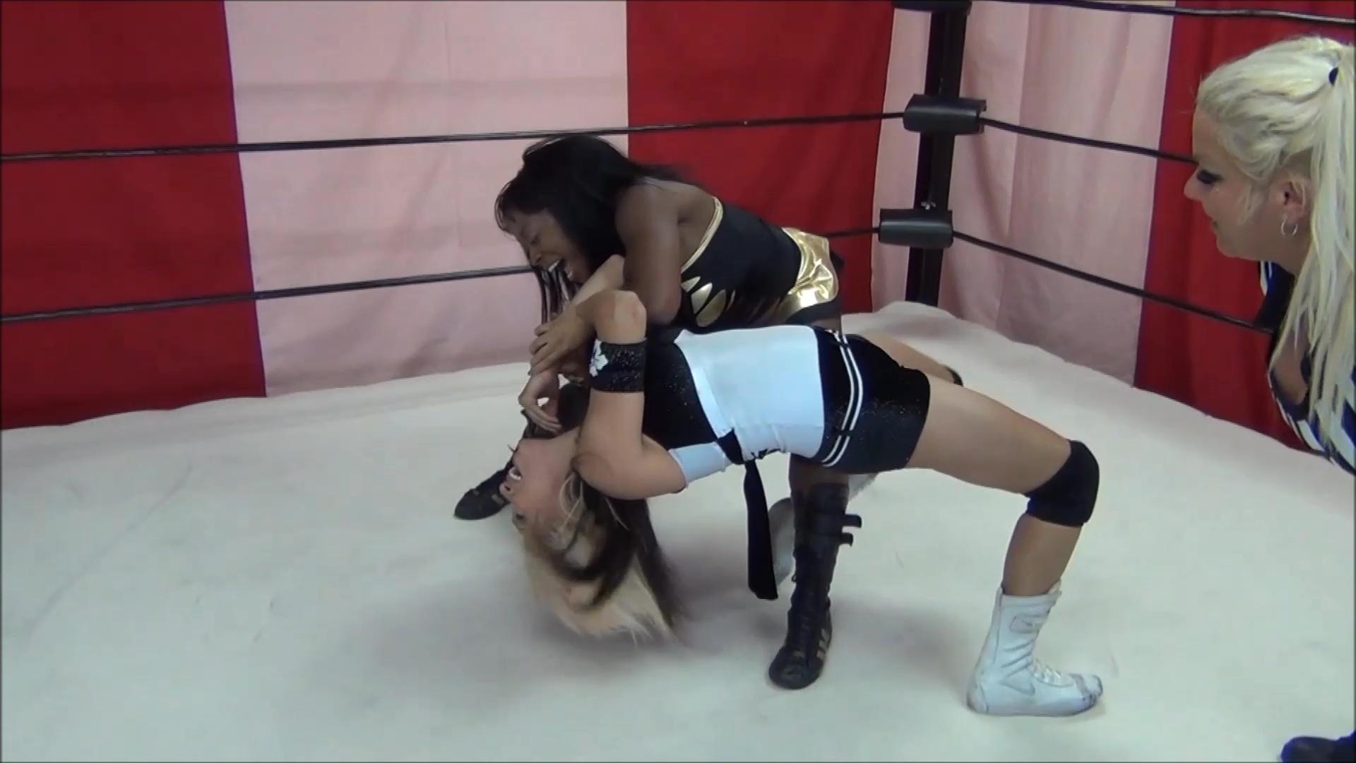 Josie vs Tracy Taylor - Women's Pro Wrestling - Cherry Bomb Wrestling