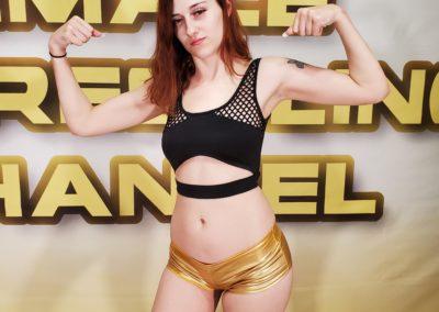 Farrah Fighter - The Female Wrestling Channel - 2020