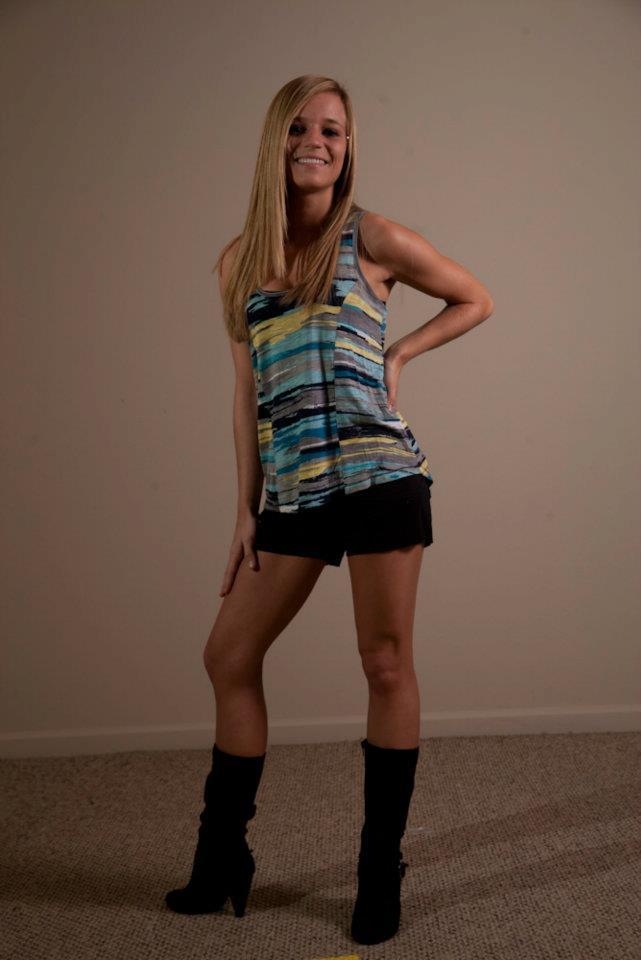 Savannah Scissors - The Female Wrestling Channel - 2012
