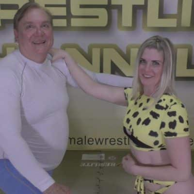 Monroe Jamison vs Sean - The Female Wrestling Channel