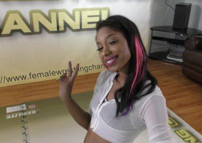 Introducing Sasha Subdue - Women's Wrestling Training - 2020